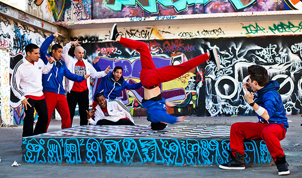 Hire Breakdancers No Bodies Crew