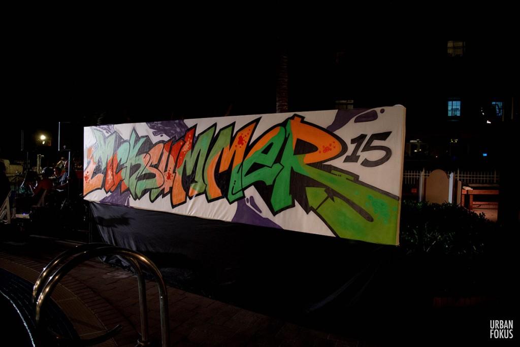 urban experience Graffiti Art Mural